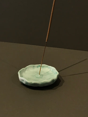 Incense Holder - green