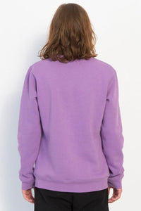 Soulland - Sollezzo Sweatshirt violet - buy Online at LONELIE STORE