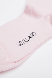 Soulland - Ribbon Sock pink - buy Online at LONELIE STORE