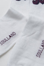Soulland - Word Art Sock white - buy Online at LONELIE STORE