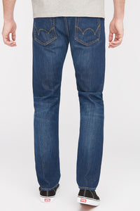 ed 80  -  kingston blue denim - mid coal wash