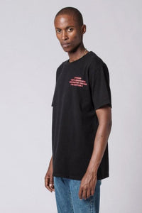 Mens Casual Tee - black