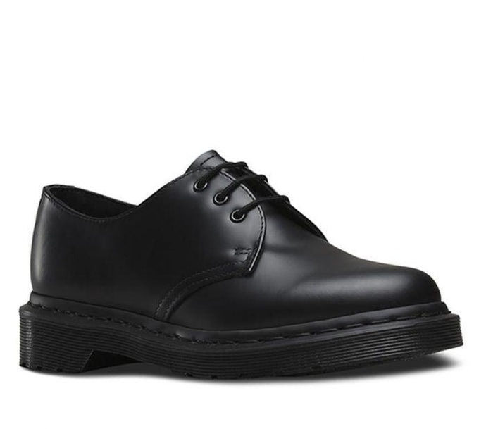 Dr Martens 1461 Mono 3 Eye Shoe - buy Online at LONELIE STORE