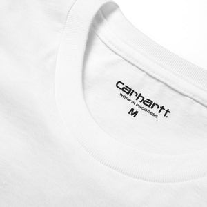 S/S Masks T-Shirt - White by Carhartt WIP - LONELIE STORE