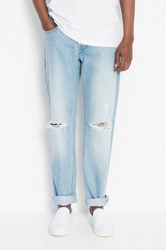Soulland - Erik Jeans vintage blue - buy Online at LONELIE STORE