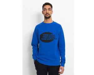Soulland - Loomis Sweat - Blue