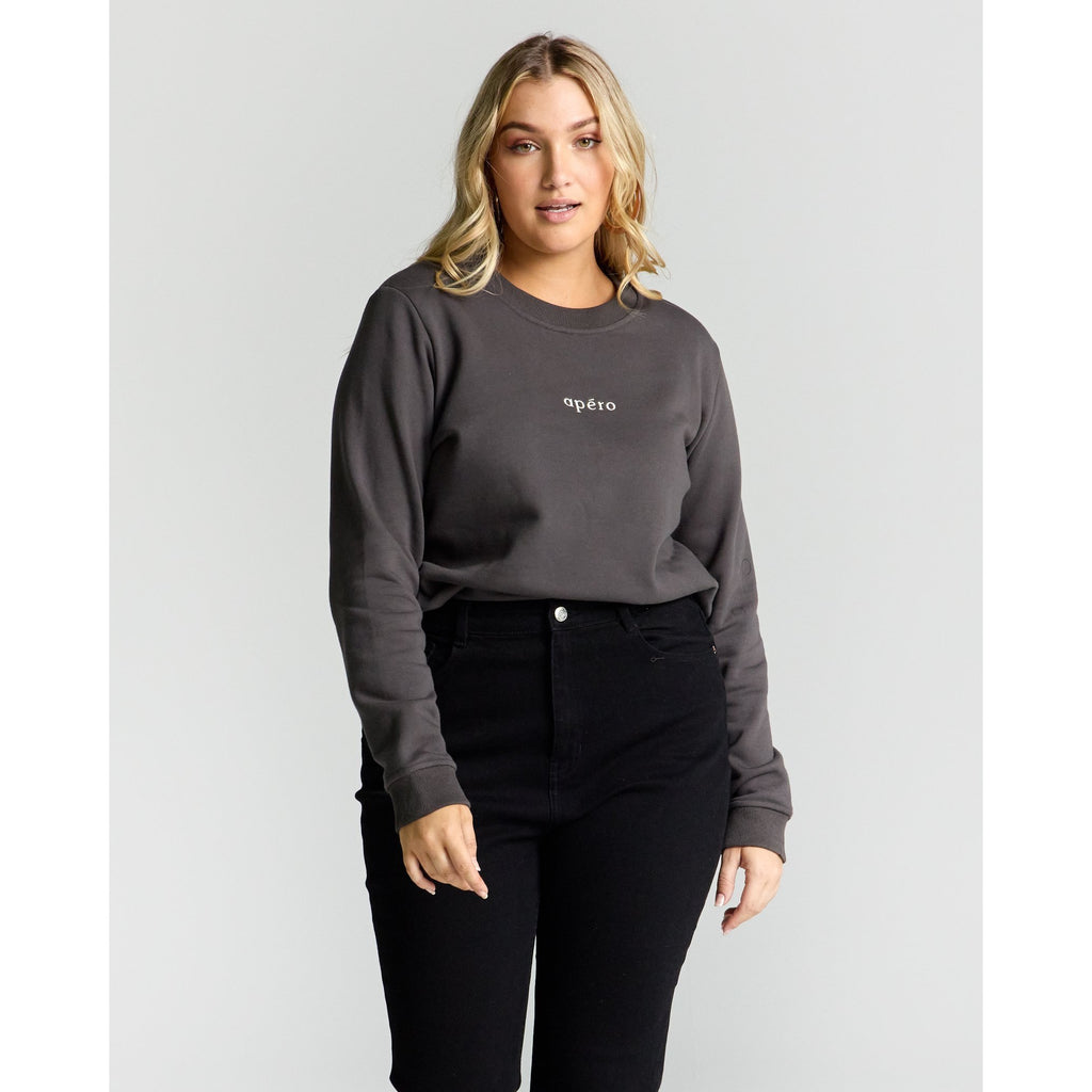 MINI EMBROIDERED JUMPER