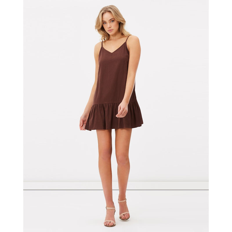 LOVE STORY SLIP DRESS