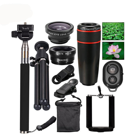 Phone Camera Lens Package