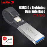 SanDisk USB Flash Drive for iPhone & iPad