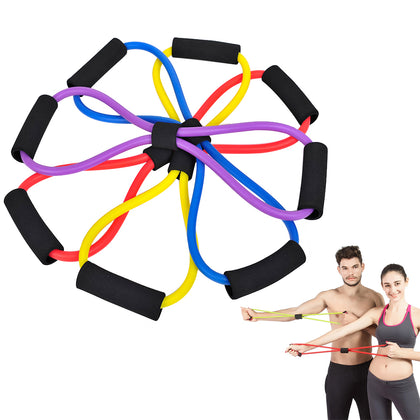 Fitness Sport Rubber Loop Pull Rope