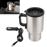 Electric Heated Car Travel Coffee Mug