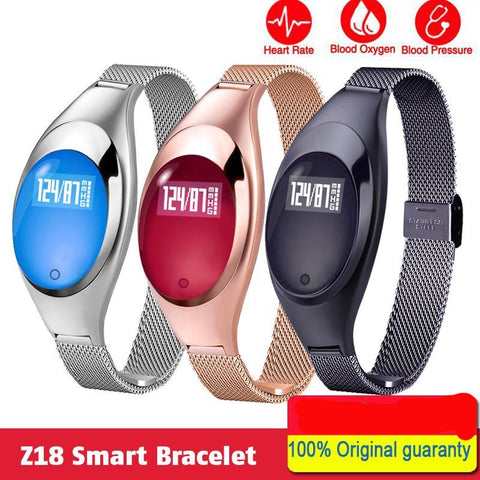 Z18 Women Smart Bracelet Band Watch