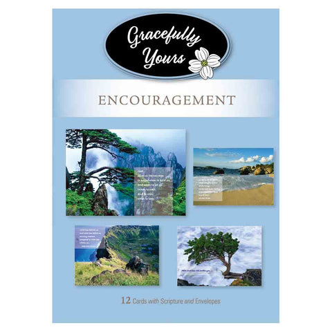 Encouragement Positive Joy (12 ct) - GY-006