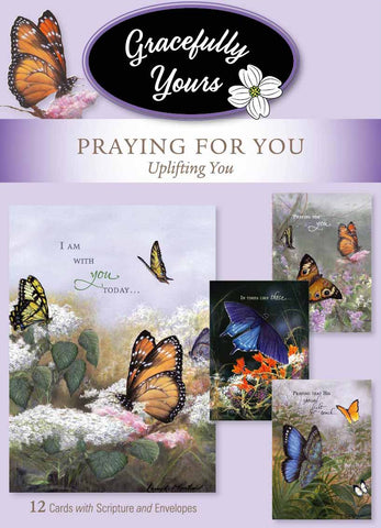 Care and Concern Uplifting You - Praying for You (12 ct) - GY-121