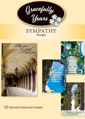 Sympathy - Passages #226 bringing grace and peace at a difficult time