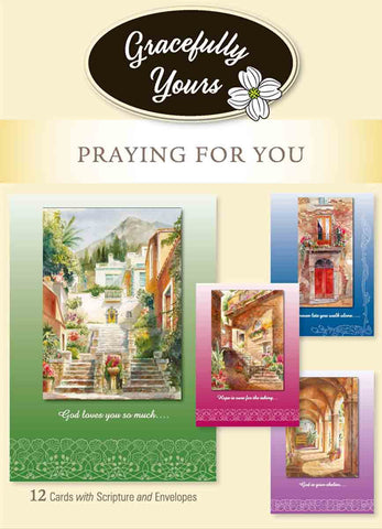 Praying For You - Doors Will Open (12 ct) - GY-277