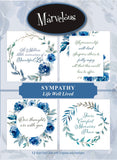 Sympathy- Life Well Lived card assortment