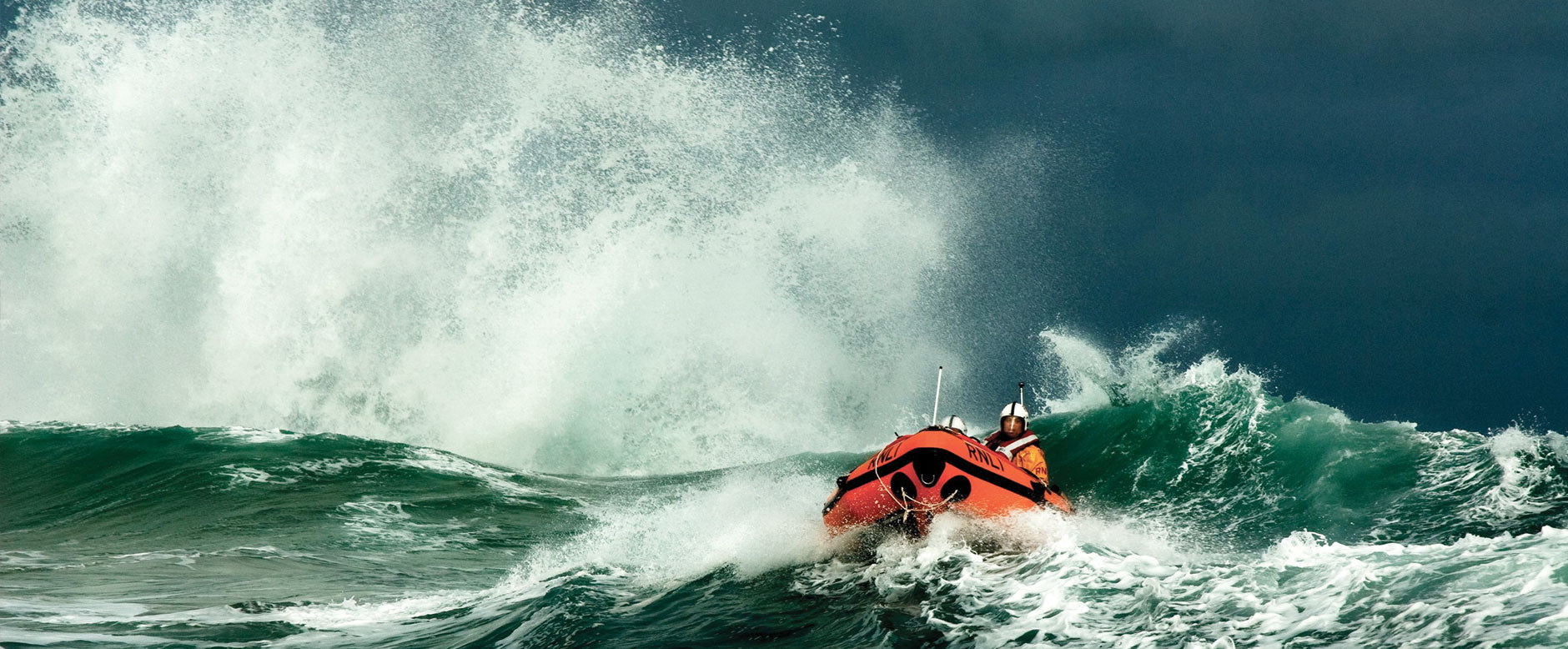 RNLI Lifeboats accepts bitcoin donations
