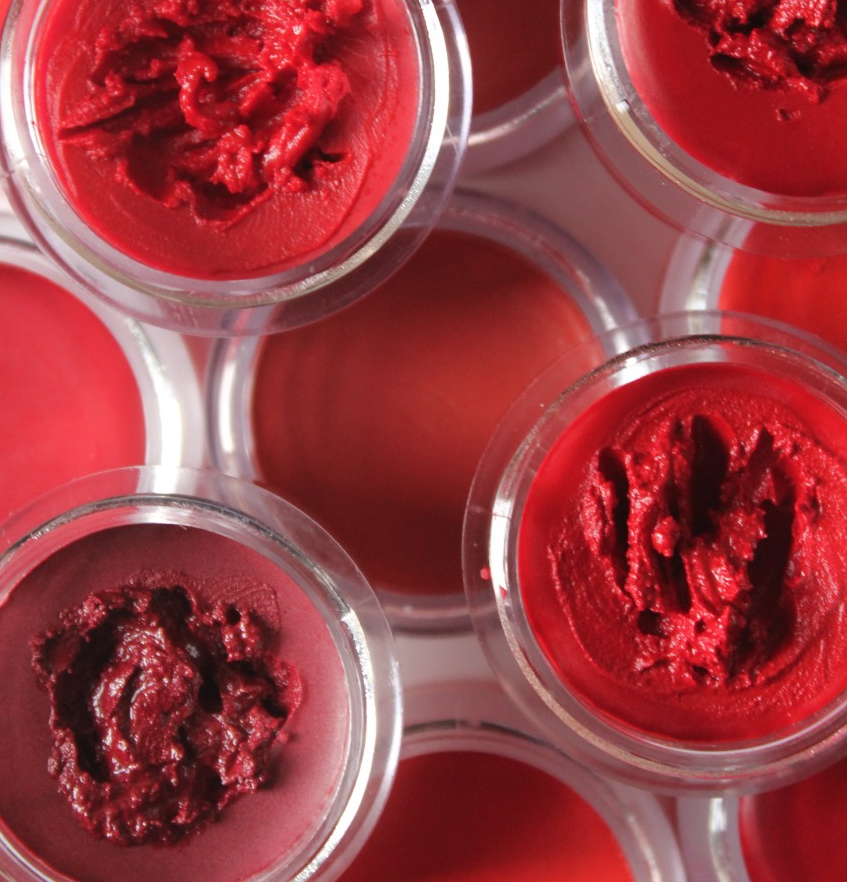 Lip and Cheek Tint (Super Antioxidant)- Red