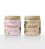 Luxe Body Set - Body Butter & Body Scrub