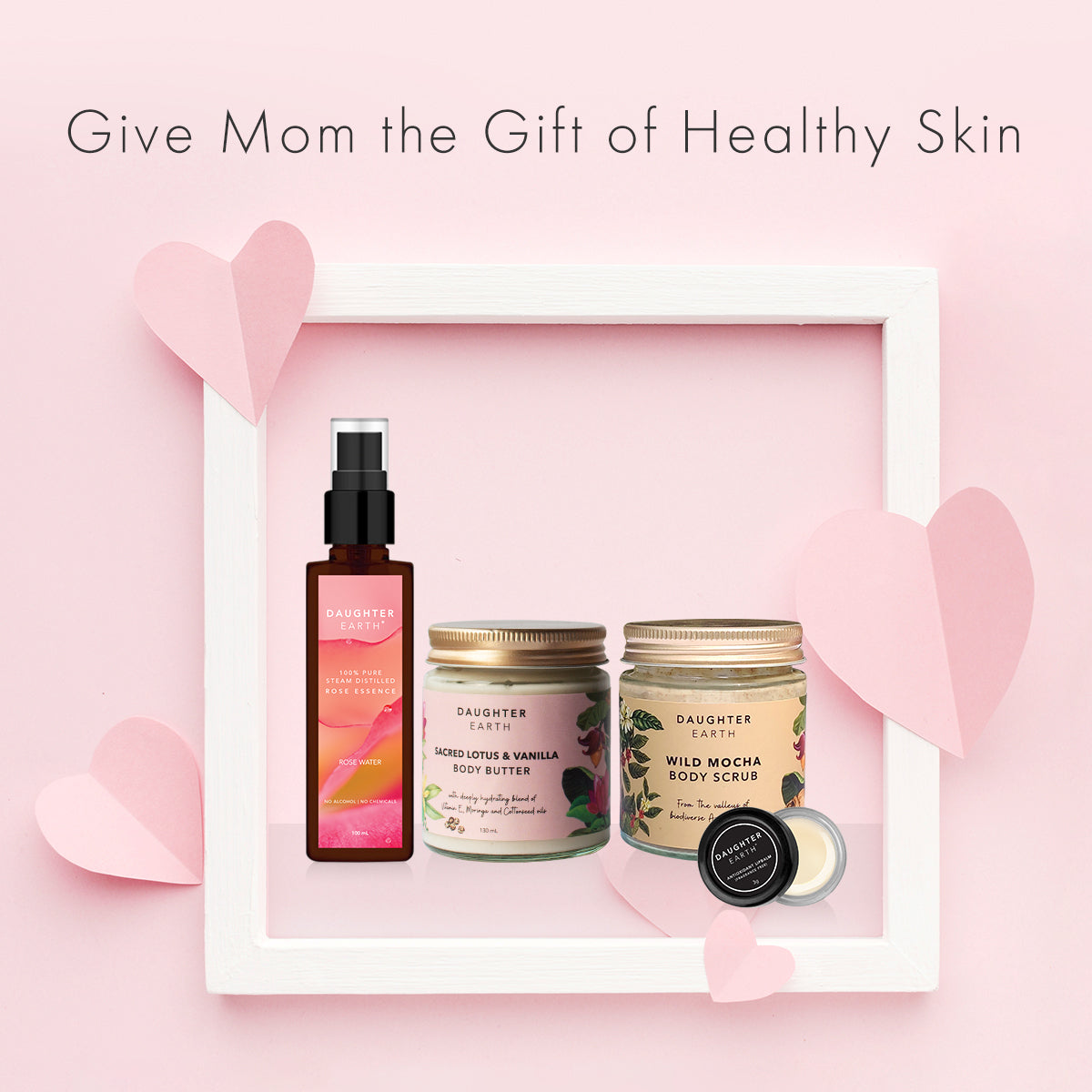 Mother's Day Care & Pamper Set