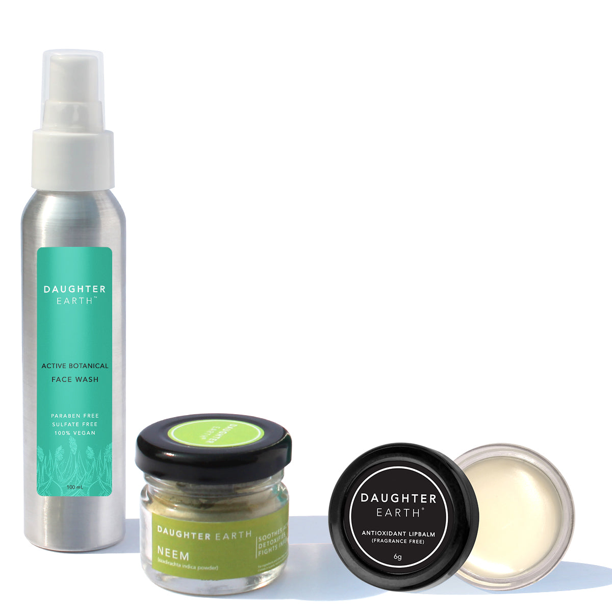 DETOX Face Therapy Kit (Essentials)