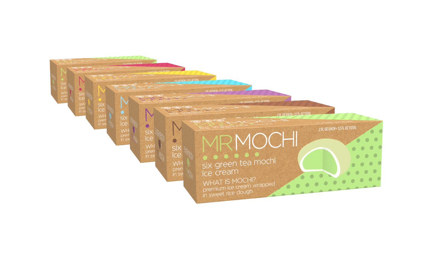 Choose Your Own 42 Mochi Pack