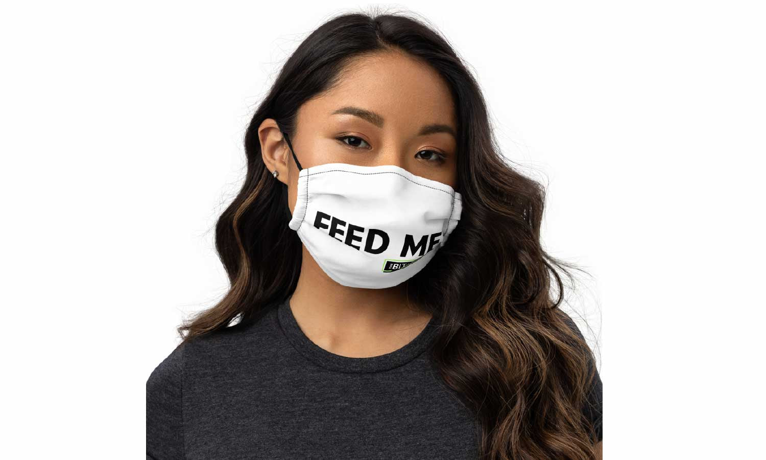 Feed Me Face Mask