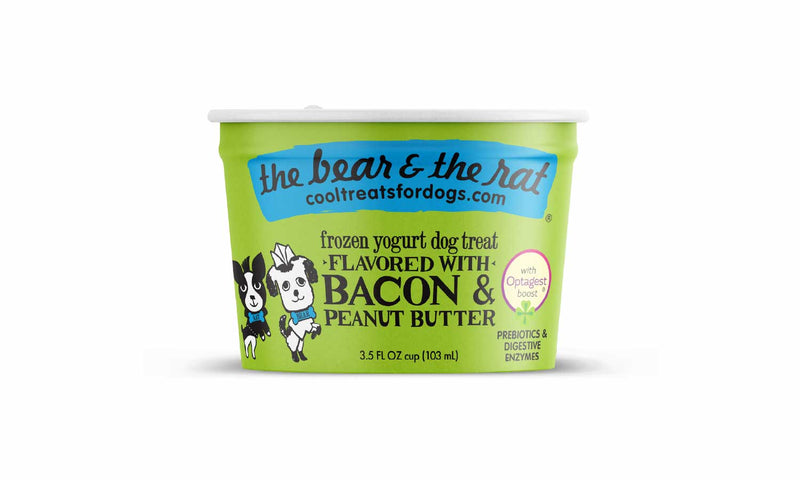 The Bear & The Rat - 12 Cup Bacon Peanut Butter Pack - TheBite.Life