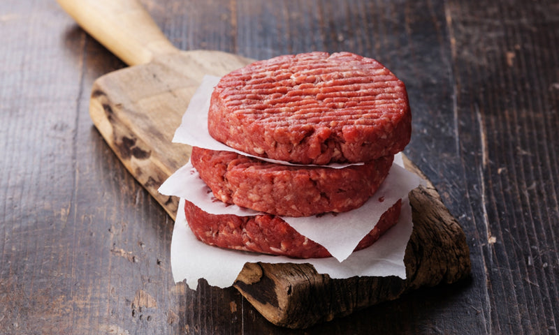 Booze Dogs - Gin Burgers 3lb Pack - TheBite.Life