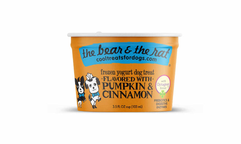 The Bear & The Rat - Pumpkin & Cinnamon 12 Cup Pack - TheBite.Life