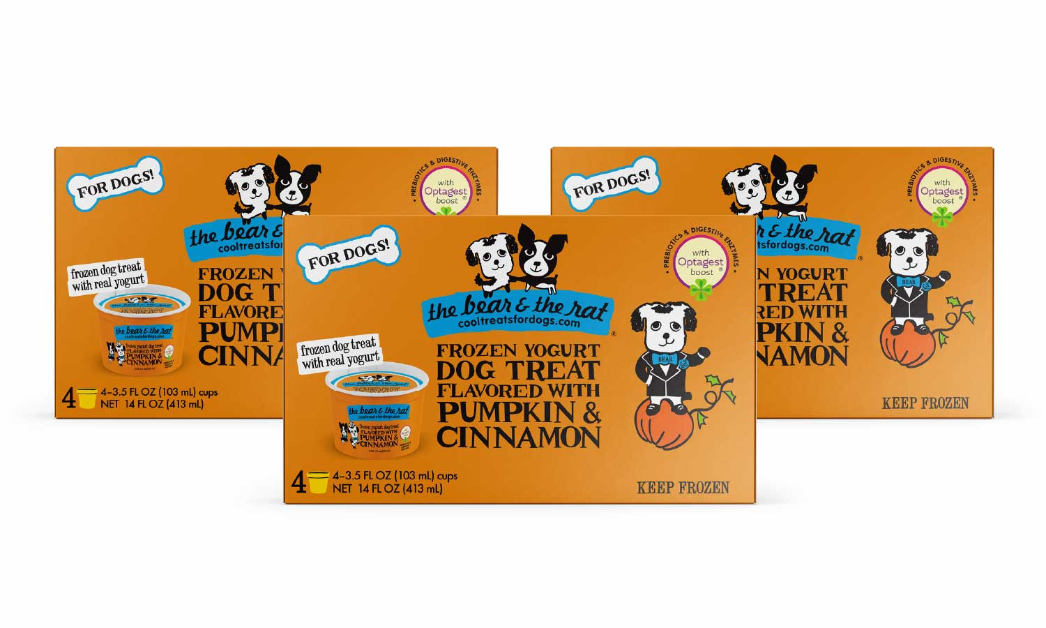 Pumpkin & Cinnamon 12 Cup Pack