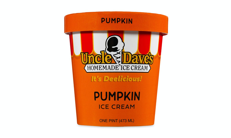 Uncle Dave's Ice Cream - Pumpkin Barchetta 6 Pint Pack - TheBite.Life
