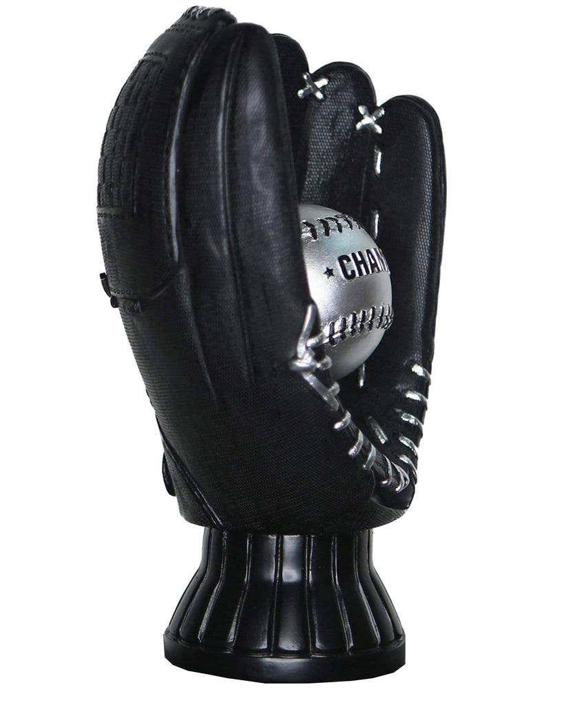 TrophySmack Baseball Trophy Black Topper (4341853421629)