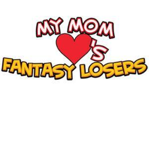 TrophySmack My Mom Hearts Losers Tattoo (553423110205)