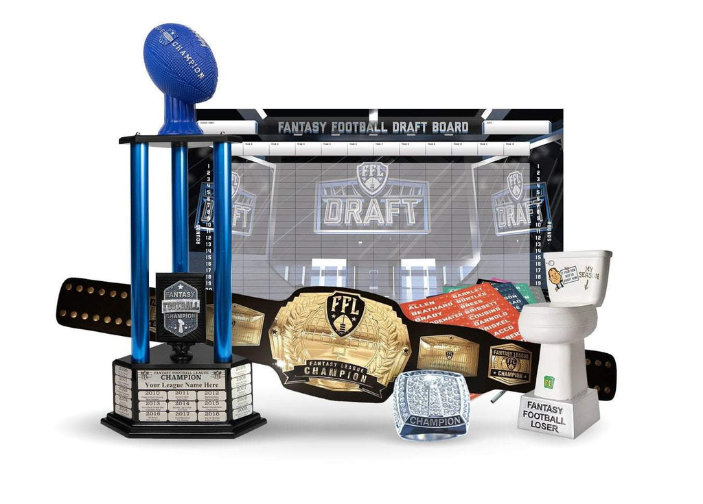 TrophySmack The Ultimate Fantasy League Package (3945983148093)