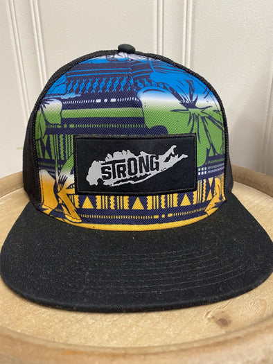Island Strong Multicolor Hat
