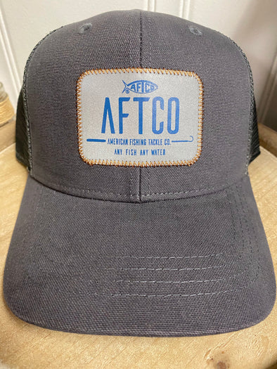 AFTCO Charcoal Hat