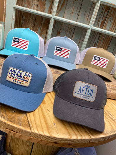 AFTCO Flag Hat