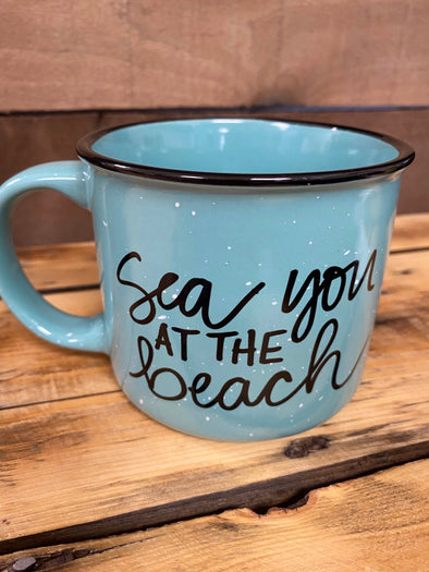 Sea you at the beach
