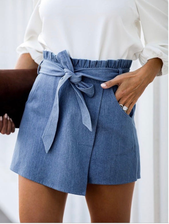 Jana Denim Skort