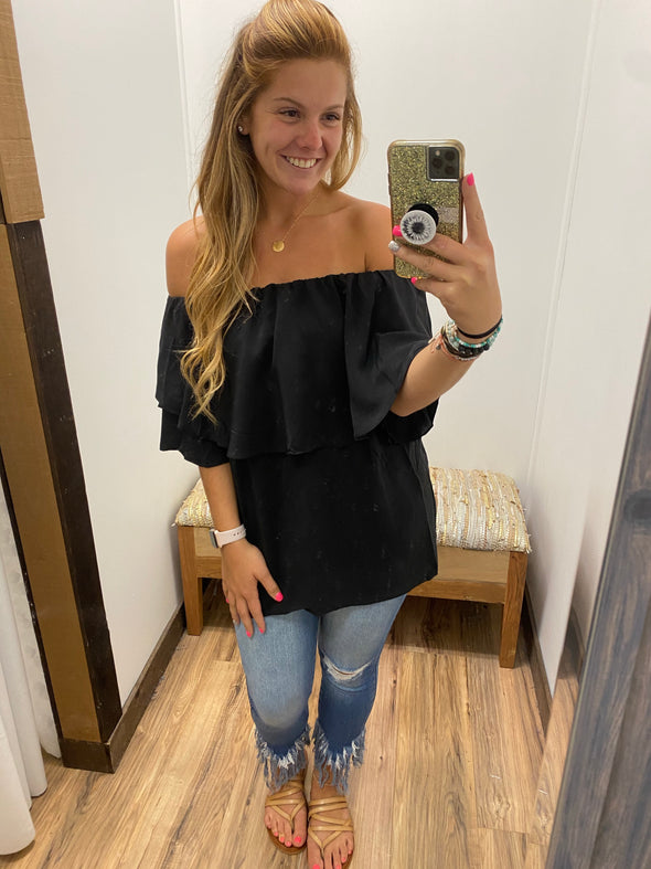Chelsea Off Shoulder Top