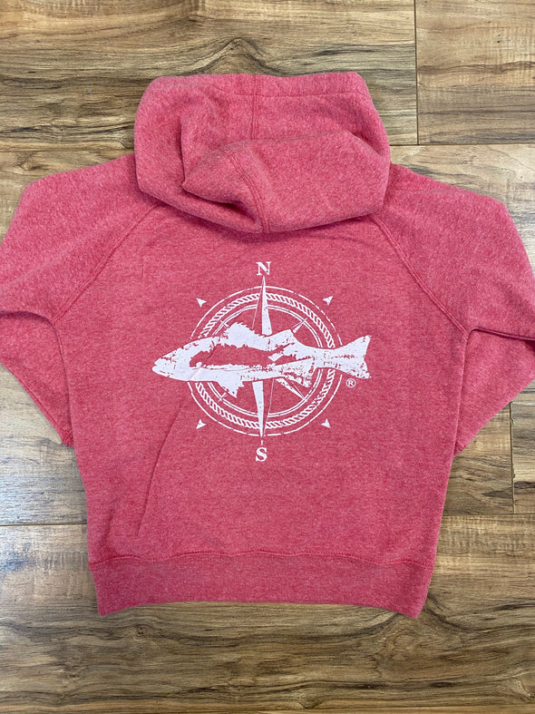 LI Lifestyle Toddler Sweatshirt - Faded Red