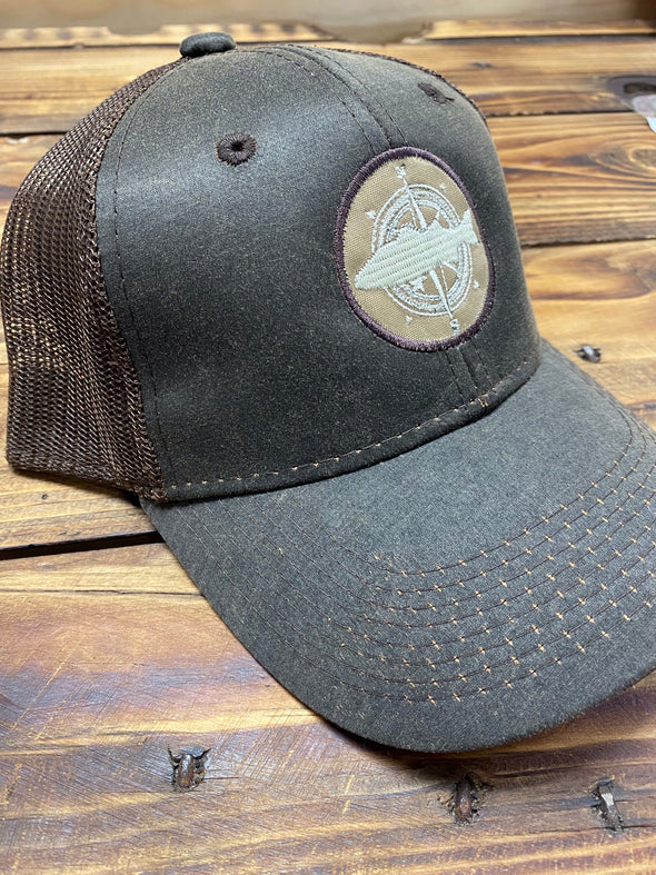 Lifestyle Bass Hat Brown