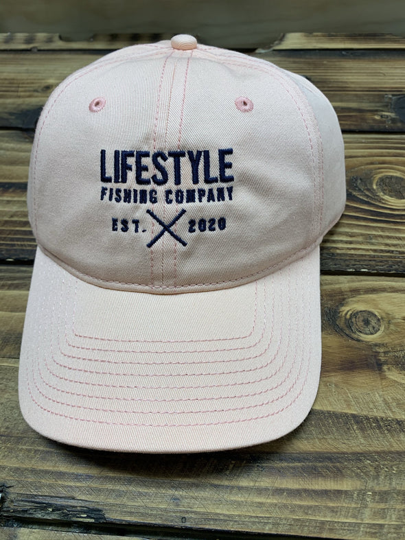 "Lifestyle Fishing Company ""Dad"" Hat"