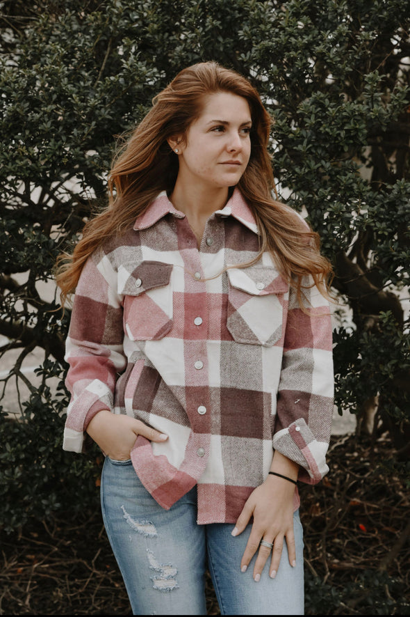 Sweetheart Flannel