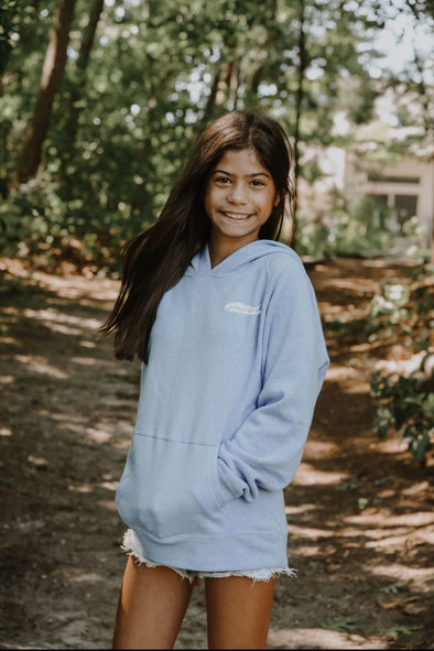 LI Lifestyle Youth Sweatshirt- Blue