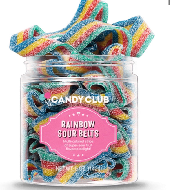 Candy Club Treats