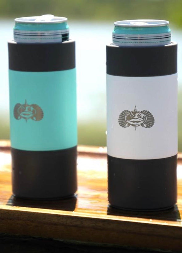 Toad Fish Non-Tip SLIM Can Cooler
